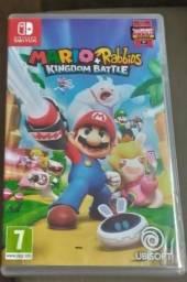 Mario + Rabbids Kingdom Battle, usado comprar usado  São Paulo