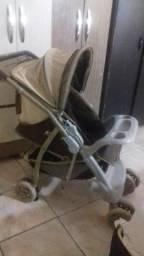 Carrinho de bebé galzerano em bom estado