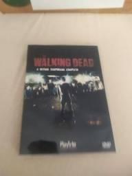 DVD The Walking Dead 7° Temporada completa