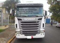 Scania R440 2013 6x4 Automática Completa Sup - 2013