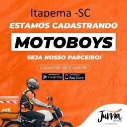 Vaga Para Motoboy