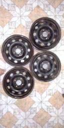 Rodas de Ferro para Ford Fiesta