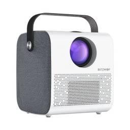 Projetor BlitzWolf BW-VP5 3800 Lumens 1280x720P HD bluetooth V4.0 3W 3x Sem Juros