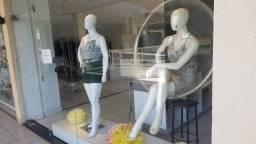 Poltrona Bubble Suede Original + manequins + DVR