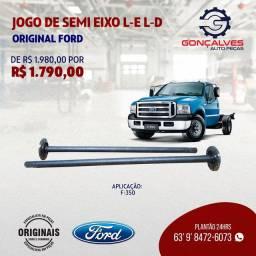 JOGO DE SEMI EIXO L-E-L-D- ORIGINAL FORD
