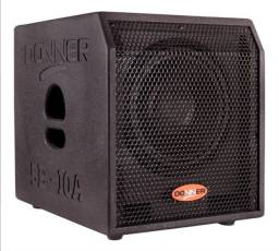Caixa Ativa Subwoofer Grave 350watts Clarity Sub10 A Nca