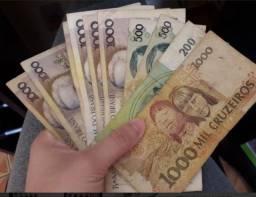 Notas de Cruzeiro e Cruzados para colecionar