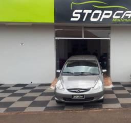 Honda fit ex 1.5 2007 completo