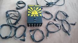 Fonte para pedais Power Supply EFX 9VDC/1000mA