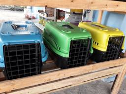 Caixa de Transporte (cães e gatos)