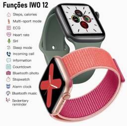 IWO 12 smartwatch inteligente PROMOÇÃO