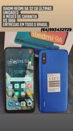 Xiaomi Redmi 9A 32 gb com garantia