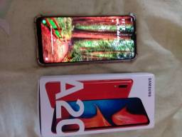 troco Samsung Galaxy A20