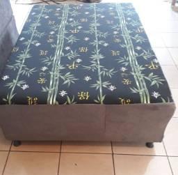 VENDO CAMA BOX DE CASAL E SOLTEIRO. ( DOURADOS MS)