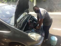 Ar condicionado pra carro