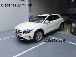 Mercedes Benz Gla 200 1.6 Cgi Style Turbo Flex4P Aut. 2016 c apenas 39 mil km