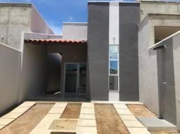 Casa de Portão Duplo  - Lado Nascente