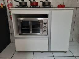 Fogão Cooktop completo