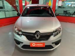 Renault Sandero Life1.0 Ar D.elétrica 2020