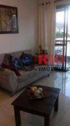 Cobertura à venda com 3 dormitórios em Vila valqueire, Rio de janeiro cod:AGV60876