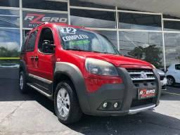 Fiat Doblo 2012 Adventure Completa 1.8 Flex Revisada Novo