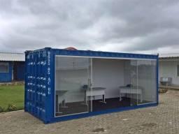 Título do anúncio: Container marítimo personalizado!