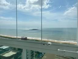 Lindo apartamento 2 quartos com vista para o mar.