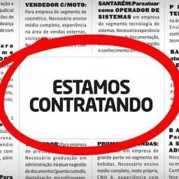 Título do anúncio: Vaga de emprego em vendas no Campo de Santana!!