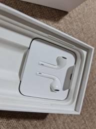 Fone de Ouvido Apple, EarPods, conector Lightning