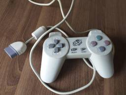 Controle PS1 paralelo
