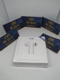 Título do anúncio: Vendo Fone Bluetooth i12 TWS