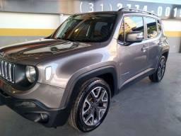 Título do anúncio: Jeep Renegade Longitude 1.8 Automático Flex Ano 18/19