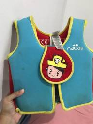Colete salva vidas infantil Nabaiji