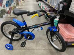 Título do anúncio: Boa noite Aproveite promoção bicicleta nova aro 16 infantil