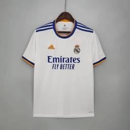 Título do anúncio: Camisa do Real Madrid 21/22