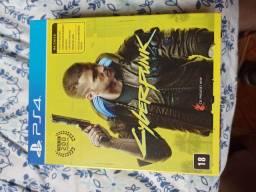 Vendo Cyberpunk 2077 PS4