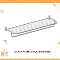 Arara Prateleira c/ Pingente