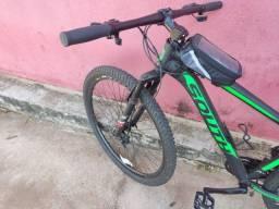 Título do anúncio: Bicicleta aro 29, quadro 19