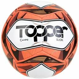Título do anúncio: Bola Futebol Campo Topper Costurada a Mão