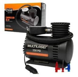 Mini Compressor Ar - Profissional Veículos Para Encher Pneus