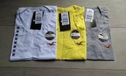 Camisetas básicas - Diversas cores - Promoção