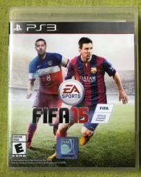 Jogo Fifa15 PS3