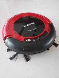 Título do anúncio: Robô aspirador de pó Mondial RB01 Fast Clean
