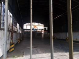 Título do anúncio: Galpão para alugar, 400 m² por R$ 10.000,00/mês - Centro - São Vicente/SP