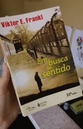 Título do anúncio: EM BUSCA DE SENTIDO: UM PSICÓLOGO NO CAMPO DE CONCENTRAÇÃO