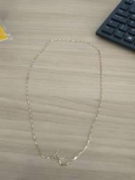 Título do anúncio: Vendo cordão ouro 4,5 grama