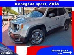 RENEGADE 2015/2016 1.8 16V FLEX SPORT 4P AUTOMÁTICO