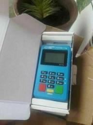 Maquininha mini chip mercado pago