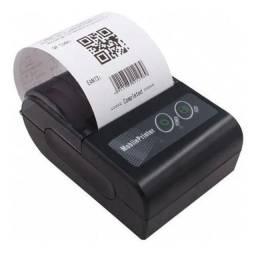 Título do anúncio: Mini impressora termica portátil