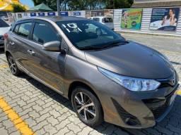 Título do anúncio: Vendo Toyota Yaris HB XS